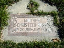 Christeen <I>Bird</I> Ross