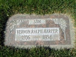Vernon Ralph Harper