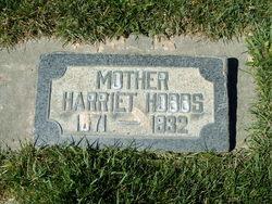 Harriet Eddins <I>Tripp</I> Hobbs