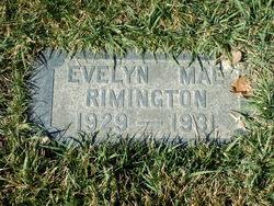 Evelyn Mae Rimington