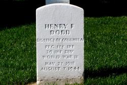 Henry Francis Dodd