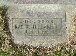 Ray R. Hubbard, II