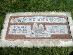 Howard Vaughn Richards