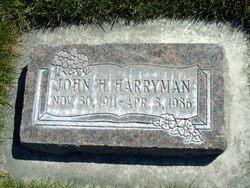 John Henry Harryman