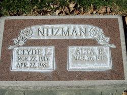 Clyde Louis Nuzman