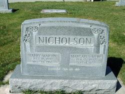 Margaret Myrl <I>Cheever</I> Nicholson
