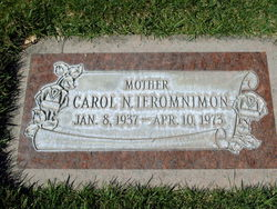 Carol LaRae <I>Nuzman</I> Ieromnimon