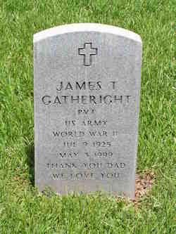James Thomas Gatheright