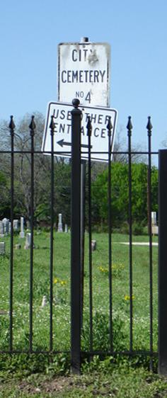 City Cemetery #4