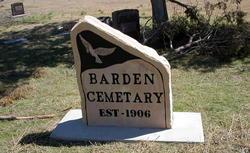 Barden Memorial Cemetery