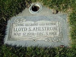 Lloyd Stewart Ahlstrom