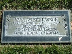 Vera Aleta <I>Aylett</I> Lawson