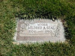 Mildred <I>Angel</I> Seal