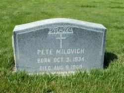 Pete Milovich