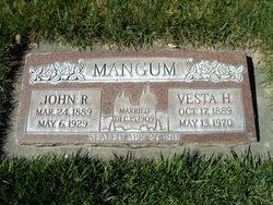 John Randolph Mangum