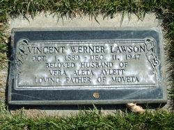Vincent Werner Lawson