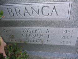 Betty R Branca