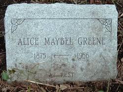 Alice Mabel Greene