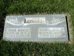 Heber Darrell Aylett