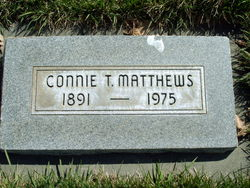 Connie A. <I>Thompson</I> Matthews