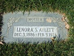 Lenora <I>Spratling</I> Aylett