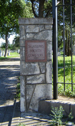 Saint Josephs Society Cemetery