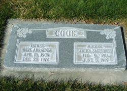 Darl Abraham Cook