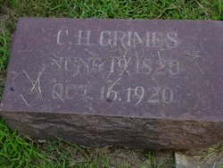 Charles Henry Grimes