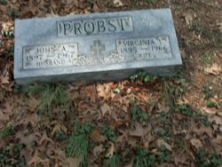 Virginia L. <I>James</I> Probst