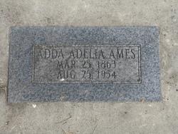 Adda Adelia Ames
