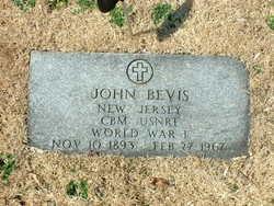 John Bevis