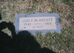Lois Faye Blancett