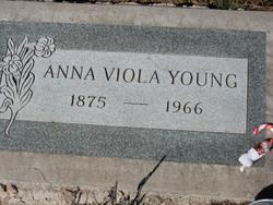 "Anna Viola ""Miss Ola"" Young"