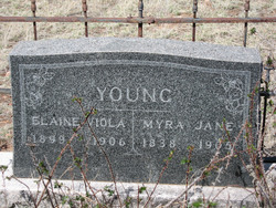 Myra Jane Young