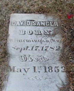 David Sanger
