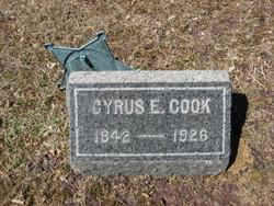 Cyrus E Cook