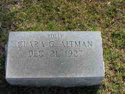 Clara C Altman