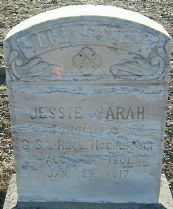 Jessie Sarah Holderman