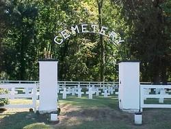 Louisiana State Prison Cemetery