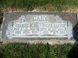 Sylvia May <I>Harvey</I> Cary