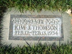 Kim J Thomson