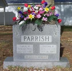 Charlie Harson Parrish
