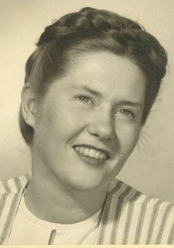 Ethel Lorraine <I>Jacobs</I> Carilli