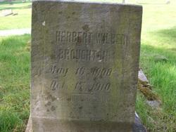 Herbert Wilber Broughton