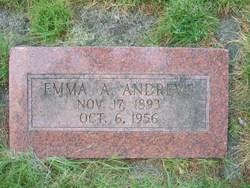 Emma A Andrews