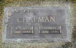 "Albert Leroy ""Roy"" Chapman"