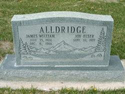 James William Alldridge