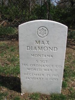 Max Diamond