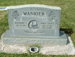 Dona Grace Wankier