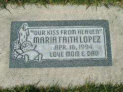 Maria Faith Lopez